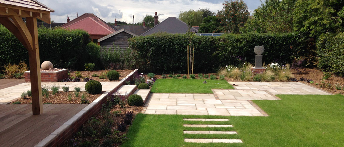 Two 2014 Marshalls Awards presented for this garden project
